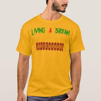 VIVIENDO una camiseta del equipo del SUEÑO 2012