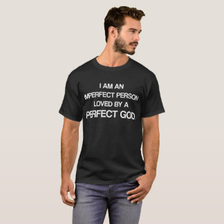 Vivo para servirle la camiseta del día del