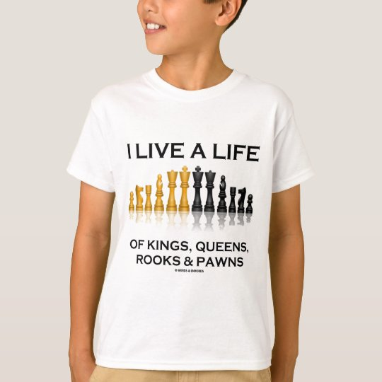 Vivo una vida de reyes, del Queens, de grajos y de Camiseta