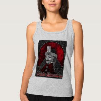 Vlad Drácula gótico Camiseta Con Tirantes