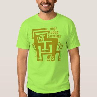 Você Joga Capoeira? Camisas