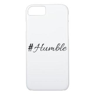 Vol. humilde 1,0 funda para iPhone 8/7
