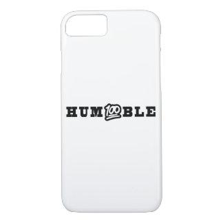 Vol. humilde 2,0 funda para iPhone 8/7