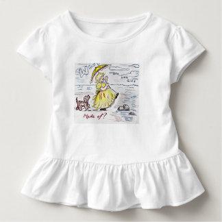 Volante t de Srta. Sunshine de Lil Camiseta De Bebé