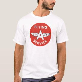 Volar un servicio camiseta