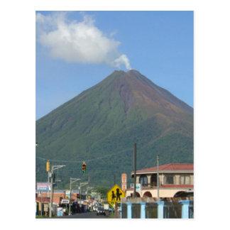 VOLCÁN de ARENAL, Costa Rica Postal