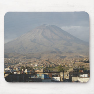 Volcán de Misti/cojín de Arequipa - de Perú/de rat Alfombrilla De Ratón