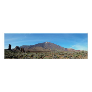 Volcán del Teide - Tenerife - Canarias 1 Póster