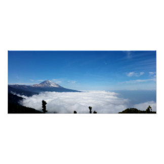 Volcán del Teide - Tenerife - Canarias 3 Póster