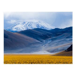 Volcán Incahuasi, la Argentina Postal