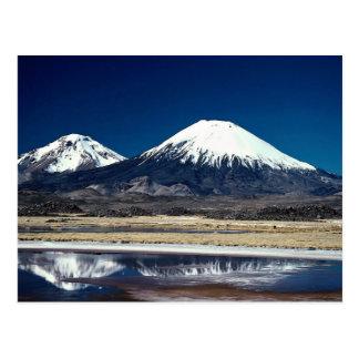 Volcán Parinacotta, Chile Postal