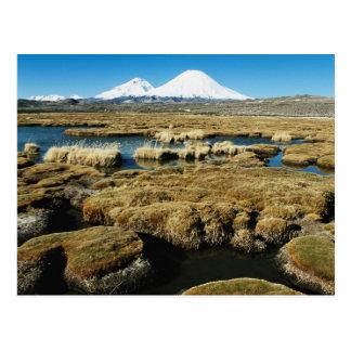 Volcanes de Payachalas Postal