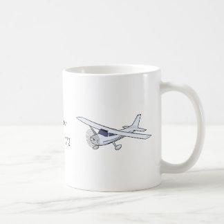 Volé la taza de Cessna 172