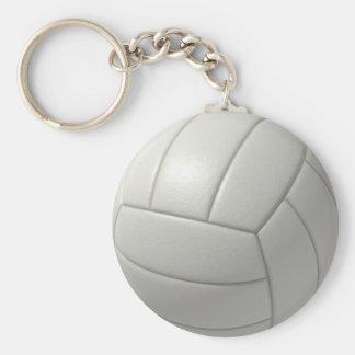 Voleibol Llavero Redondo Tipo Chapa