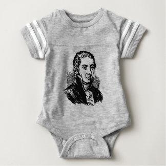 Volta Alessandro Body Para Bebé