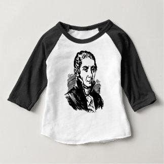Volta Alessandro Camiseta De Bebé