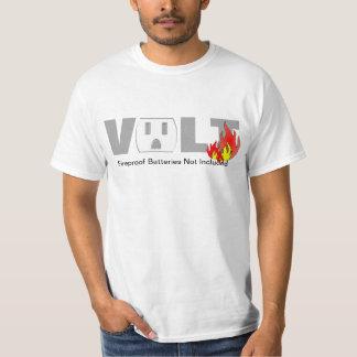 VOLTIO - baterías incombustibles no incluidas Camisetas