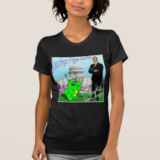 Voltios de dragón Obama Camisetas