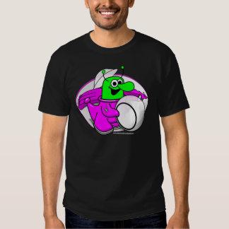 Voltios de héroe del dragón camisas