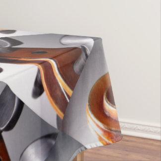 Voluta del violín por los diseños de Leslie Harlow Mantel
