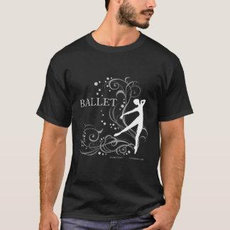 Voluta T oscuro (personalizable) del ballet Camiseta