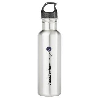 Volveré la botella de agua interior de Pickleball