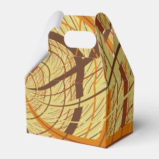 Vórtice de Brown Caja Para Regalos