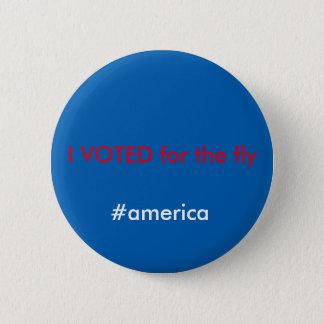 Votado por el botón de la mosca