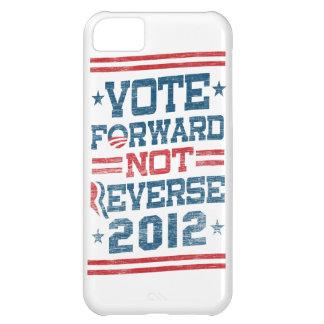 Vote adelante no el caso 2012 del iPhone 5 de Obam Funda Para iPhone 5C