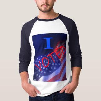 ¡Voté! Camiseta