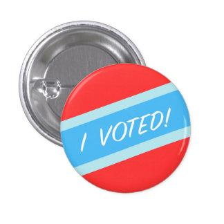 Voté el botón
