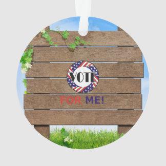 Voto de la CAMISETA para mí