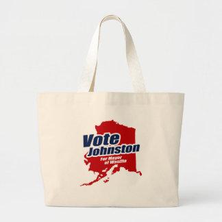 Voto Johnston para el alcalde Bolsa Tela Grande