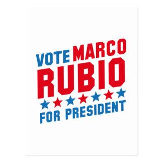 Voto Marco Rubio Postal