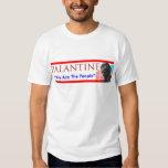 Voto Palantine de la decisión 2012 para el Camisetas