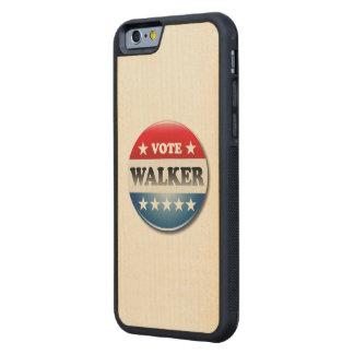 Voto para el caminante 2016 funda de iPhone 6 bumper arce