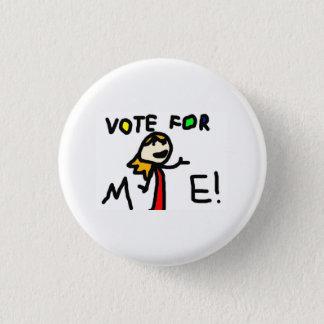 ¡VOTO PARA MÍ! Botón
