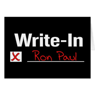 VOTO RON PAUL
