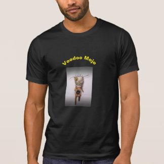 Vudú Mojo #2: Camiseta (negro)