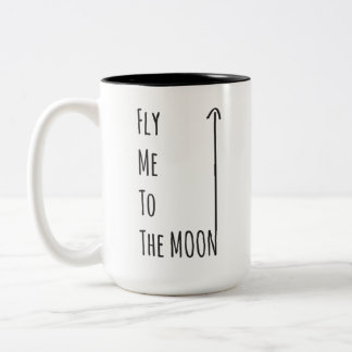 Vuéleme a la luna - la taza libre del empollón del