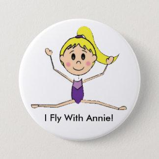 Vuelo con el botón de Annie (Twinpossible)