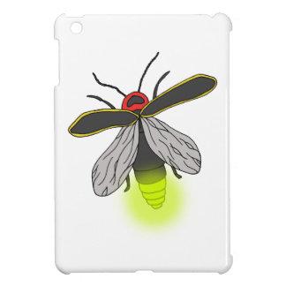 vuelo del insecto de relámpago encendido