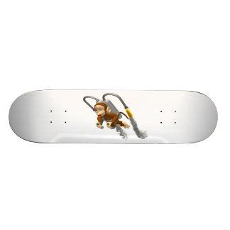 Vuelo del mono con Jetpack Tablas De Skate