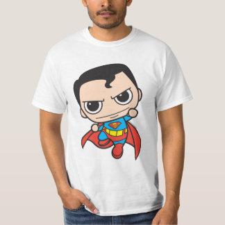 Vuelo del superhombre de Chibi Camisetas
