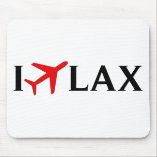 Vuelo el aeropuerto internacional de LAX - de Los  Alfombrilla De Ratón
