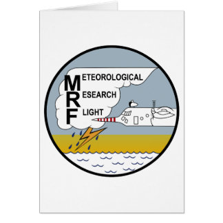Vuelo meteorológico MRF Hercu de la investigación Tarjeton