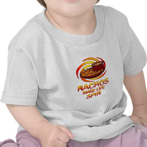 Vuelta de los Nachos Camiseta