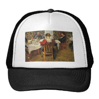 Vuillard-Fin de Eduardo del desayuno en MadamVuill Gorras
