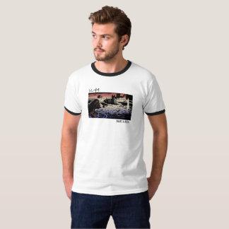 W.M. Patín/acceso. Camiseta - edición del gángster