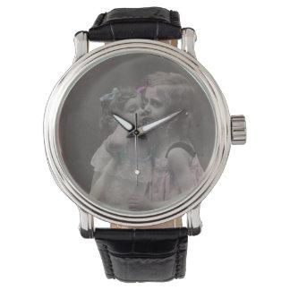Wach antiguo FromMyDesk de la foto del vintage Relojes De Pulsera